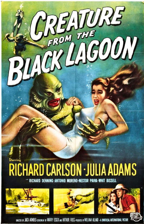 2 Creature from the Black Lagoon
