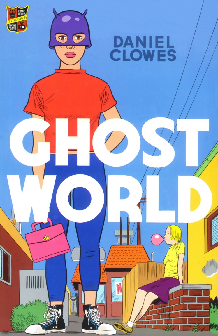 2 ghost world cover
