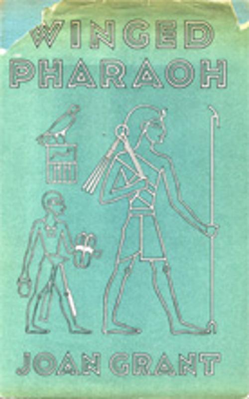 4 Winged Pharaoh