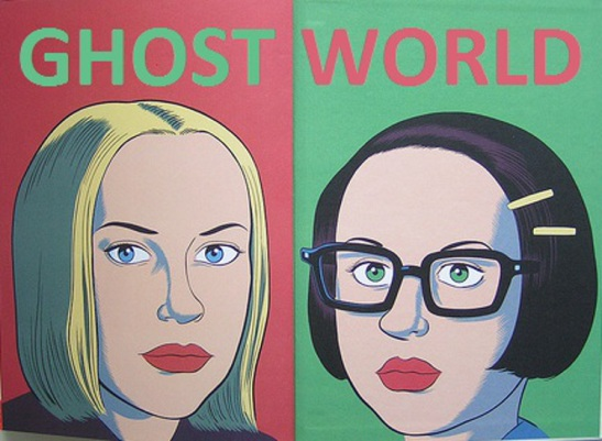 6 ghost world
