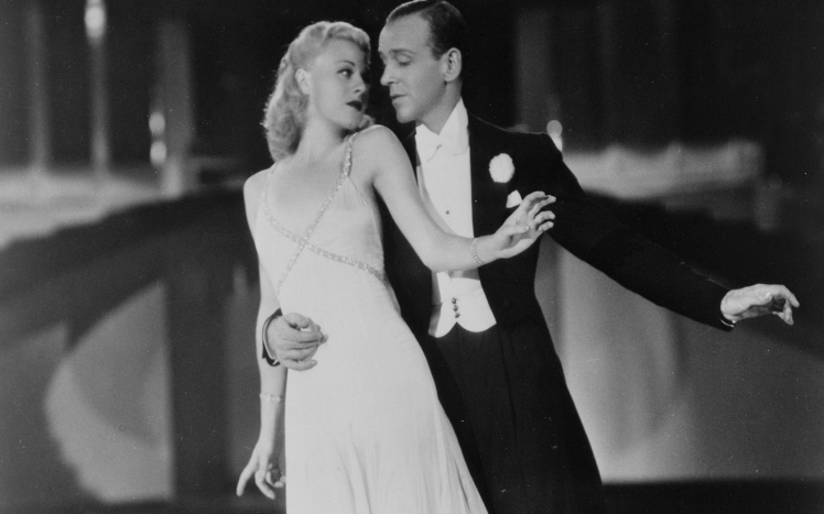 1 Swing Time Fred Astaire Ginger Rogers 1936