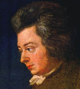 1 Mozart (unfinished portrait by Lange 1782)