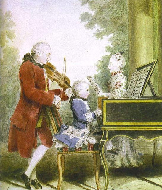 2 Mozart family