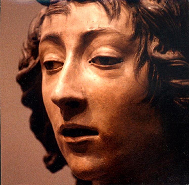3  Verocchio's John the Baptist