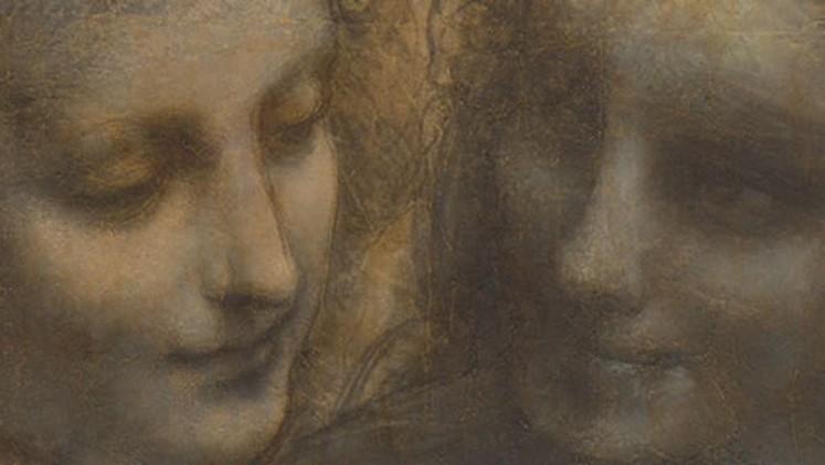 4 Leonardo Virgin and St Anne