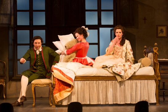 6 Marriage of Figaro adam green maggie lacey and naomi oconnell photo by t charles erickson