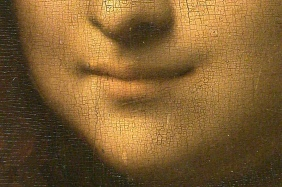 9 Mona Lisa smile