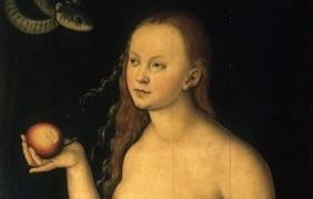 7 Pandora or Eve offers the apple
