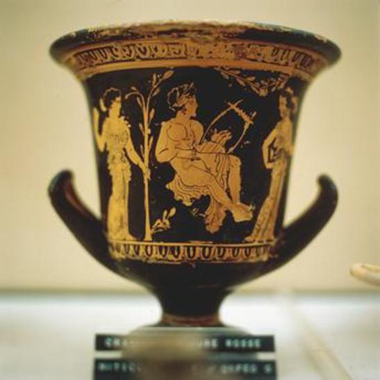 8 Orpheus singing
