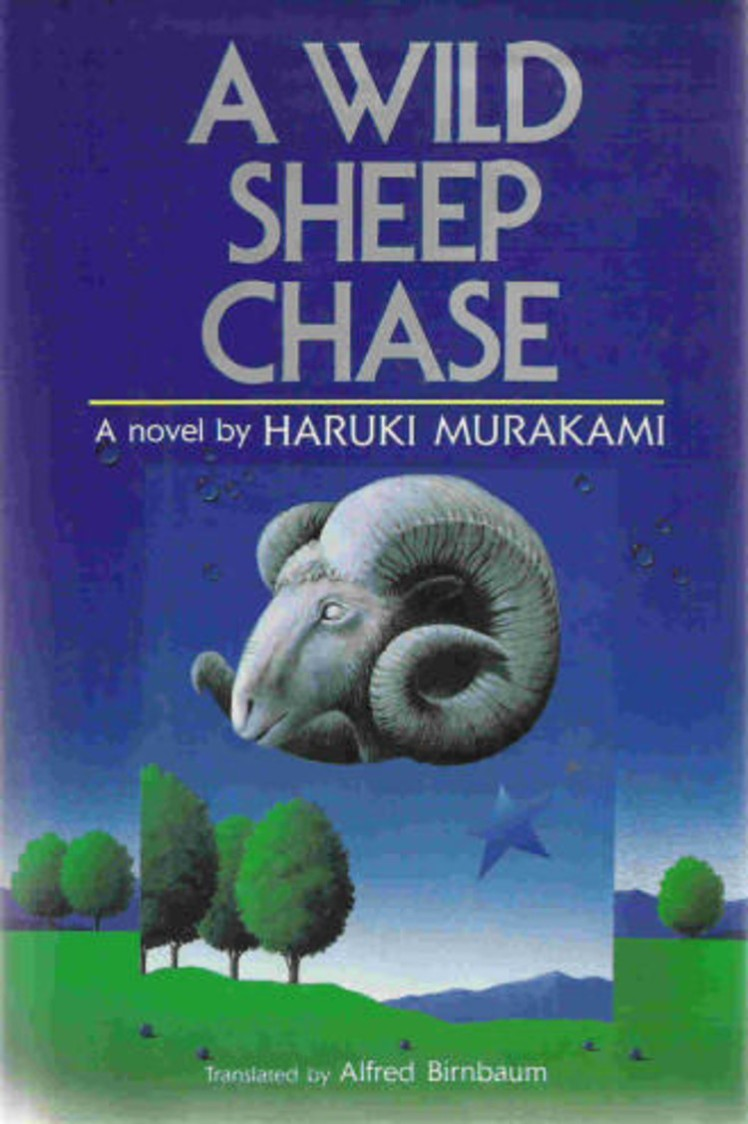 3 wild sheep chase cover