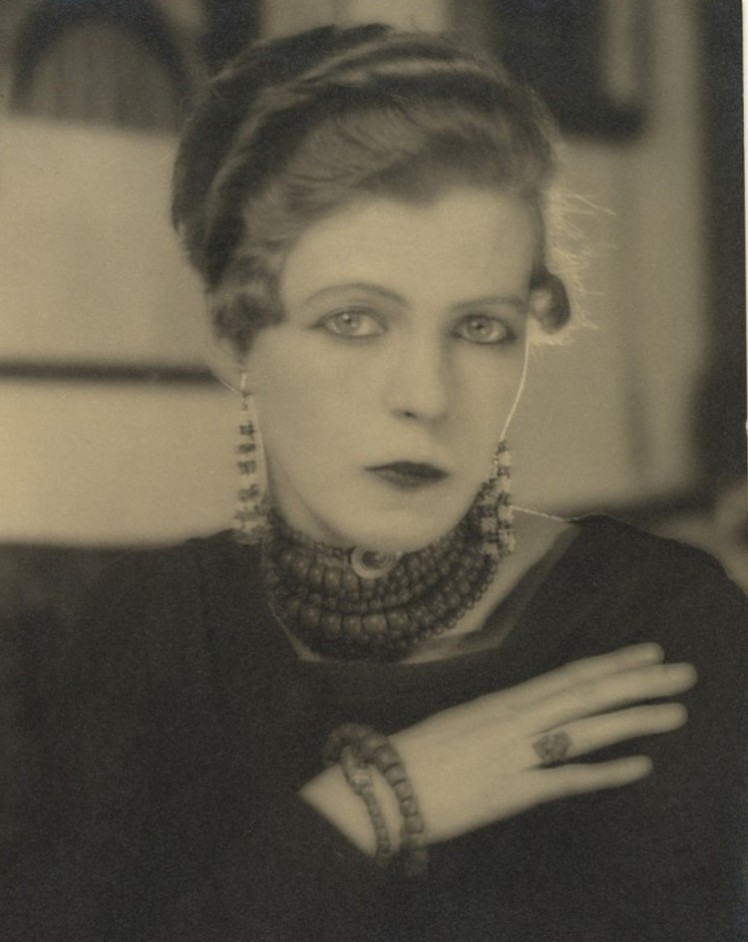 2 Nancy Cunard 3 Man Ray