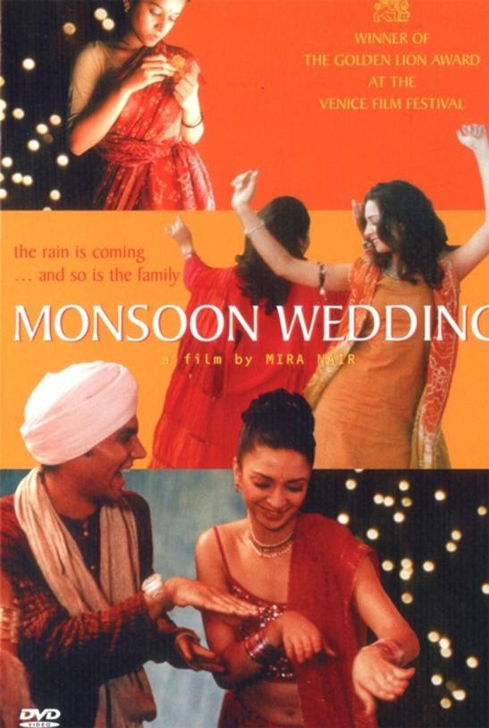 4 Monsoon Wedding poster