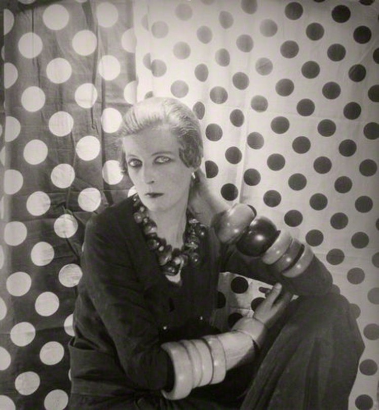 4 Nancy Cunard 2 Cecil Beaton