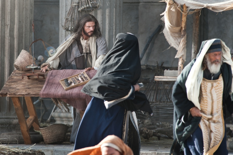 1 Jesus cleanses the temple