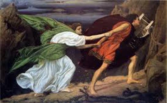 2 Orpheus and Eurydice