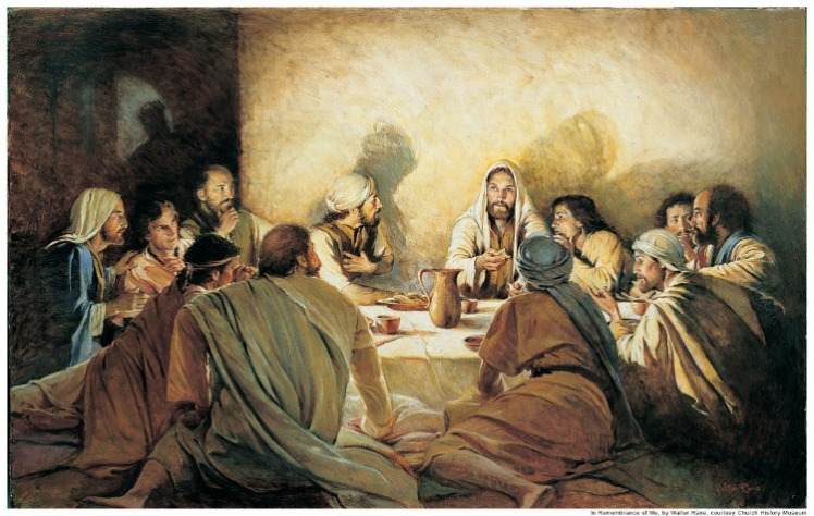 2 The last supper