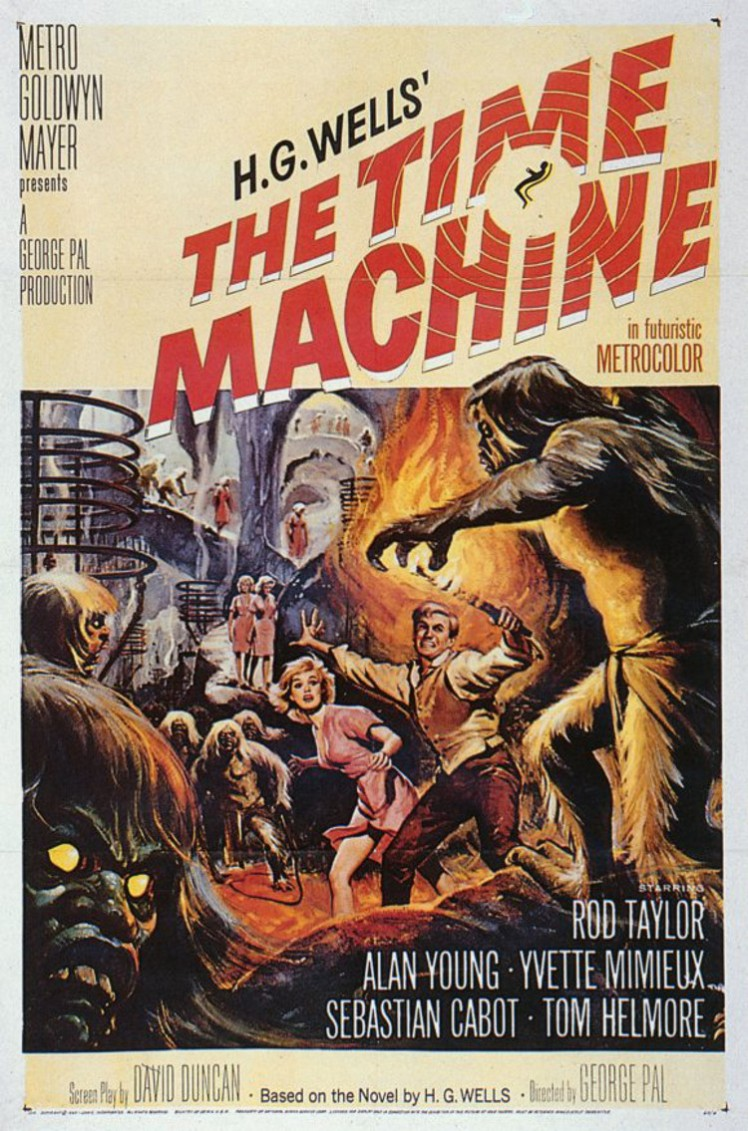 1 Time Machine poster