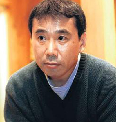 13 Haruki Murakami