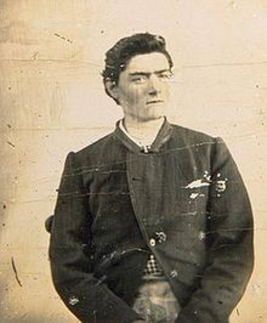 2 Ned Kelly aged 15