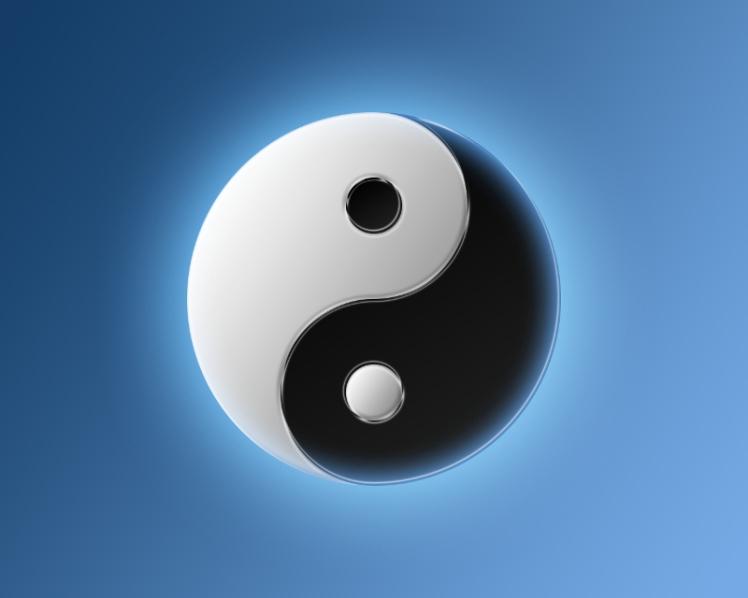 2 yin yang