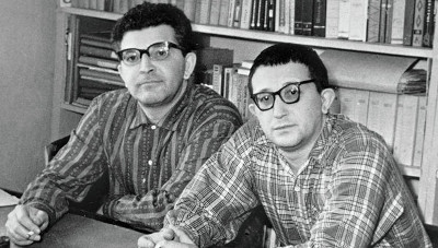 3 Arkady and Boris Strugatsky