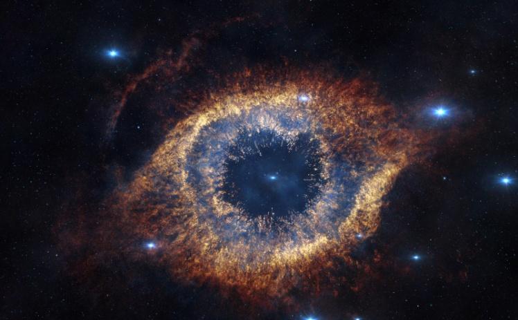 4 Helix Nebula