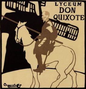5 don quixote poster
