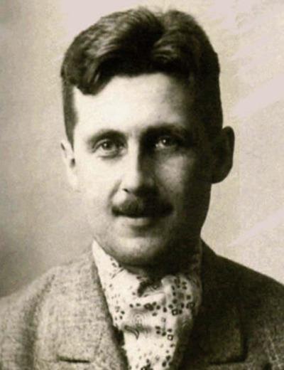 5 George Orwell