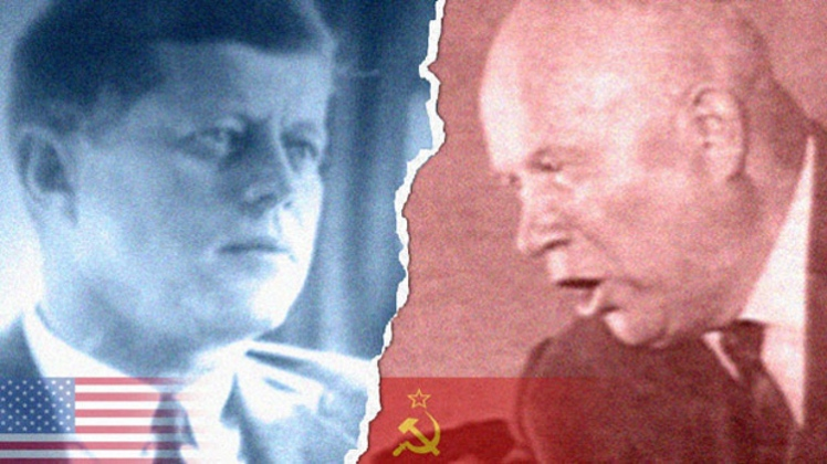 1 Kennedy and Khrushchev