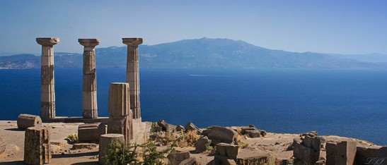 8 Assos temple and lesbos