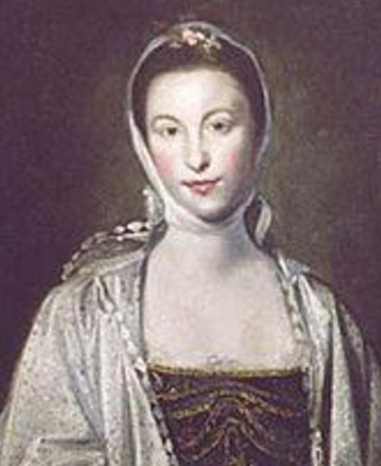 1  Elizabeth Rawdon Hastings