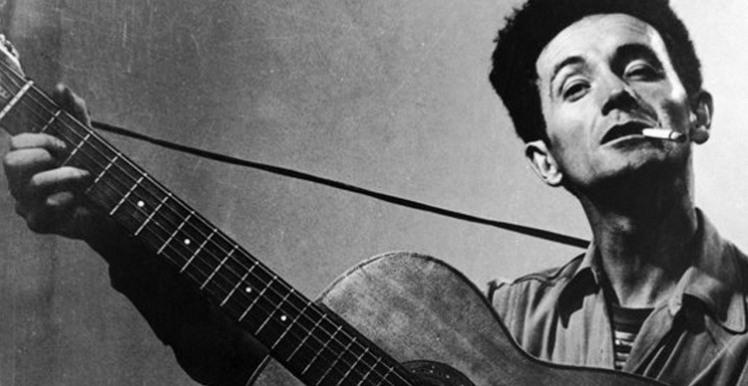 1 Woody Guthrie