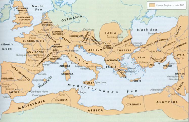 2 Apuleius' world
