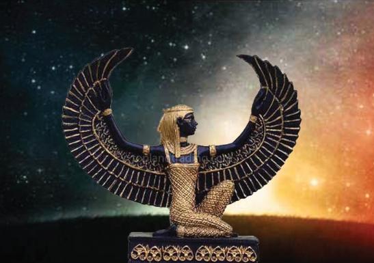 6 Queen Isis