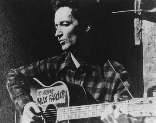 6 Woody Guthrie