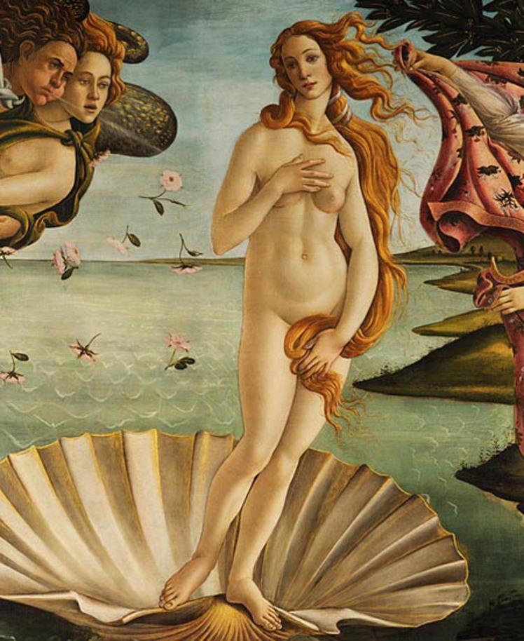 8a Birth of Venus
