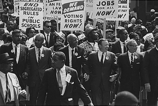 1 1963 march on Washington