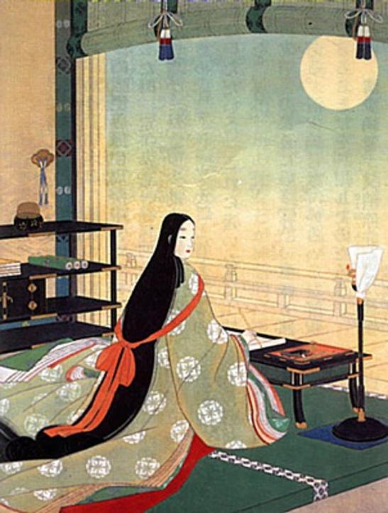 2 Murasaki Shikibu.