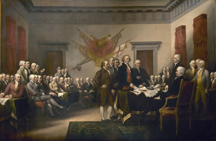 4 Declaration independence 1776