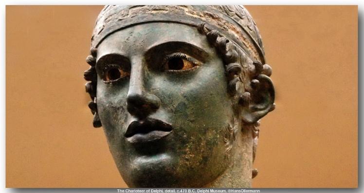 5 charioteer of delphi