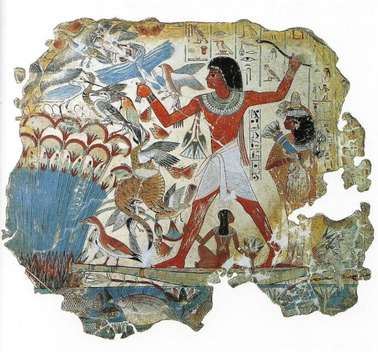 2 Life after death the hunt Tomb of Nebamun