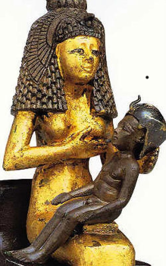 6 Isis-Horus