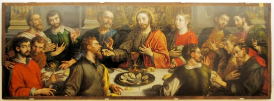 3 The Last Supper