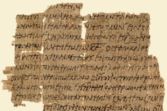 7 manuscript of mark