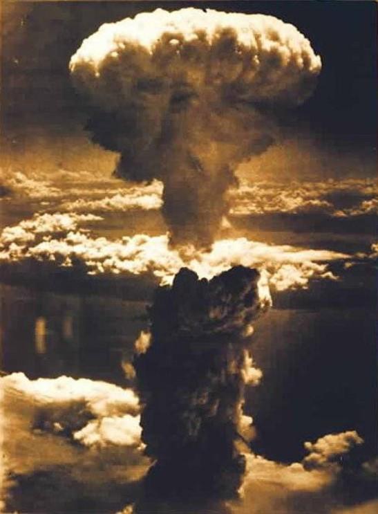 5 Atom bomb