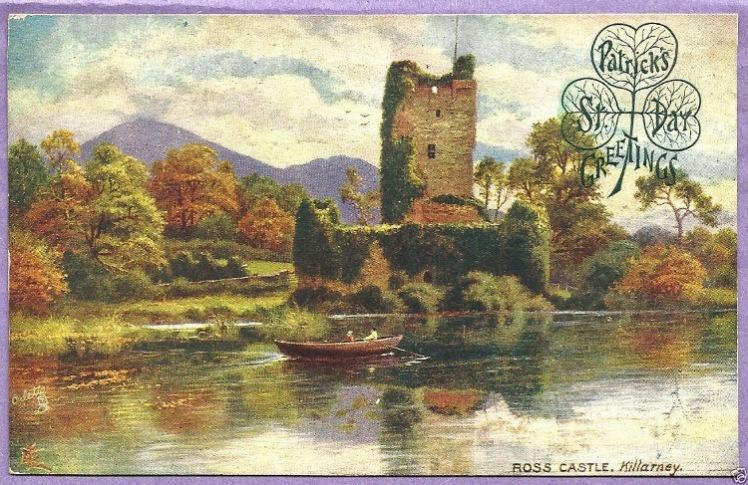 2 Killarney Ross Castle Limerick