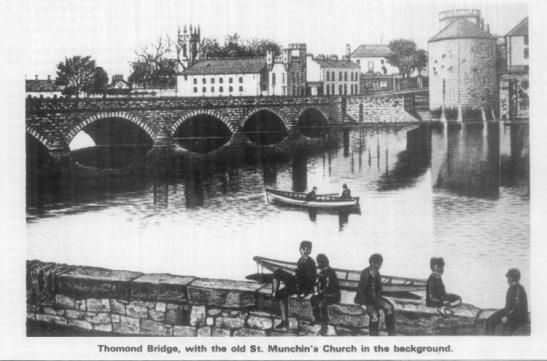 3 Limerick city