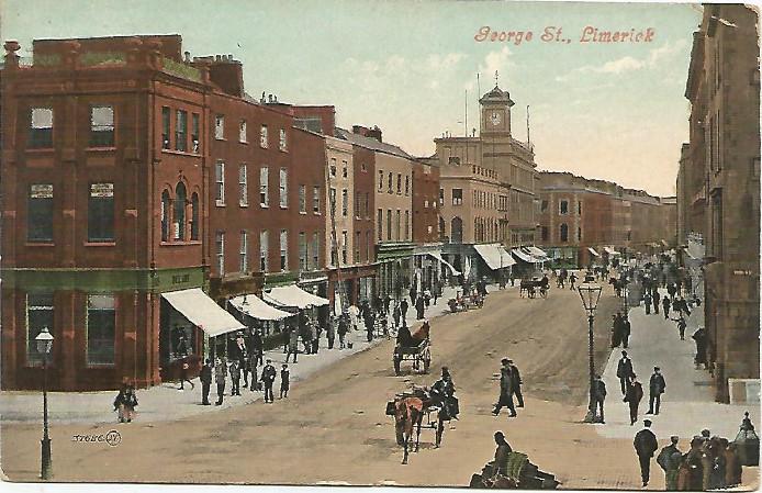 5 Limerick George-street