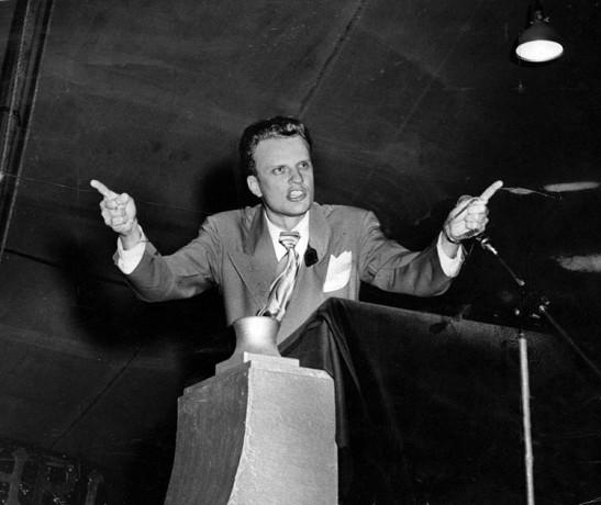 5 Billy Graham