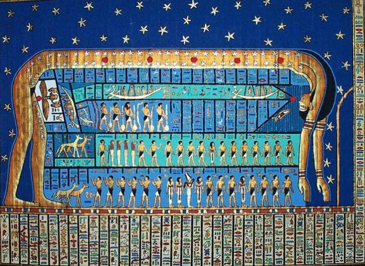 3 Egyptian calendar
